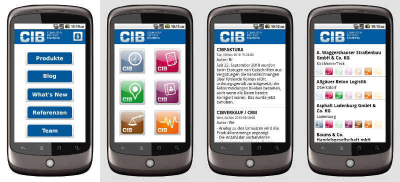 CIBApp Android