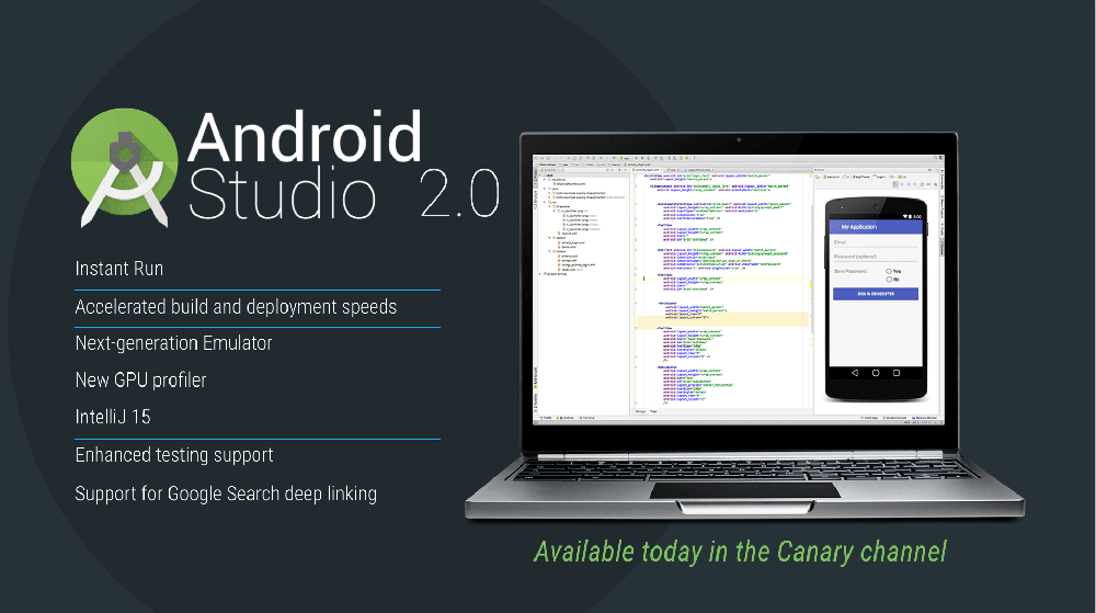 Android Studio 2.0 Features